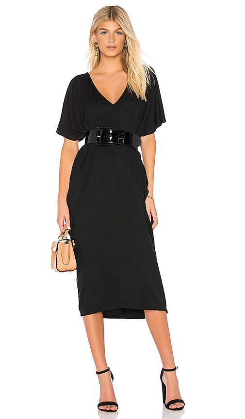 sen Ksenia Maxi Dress in Black