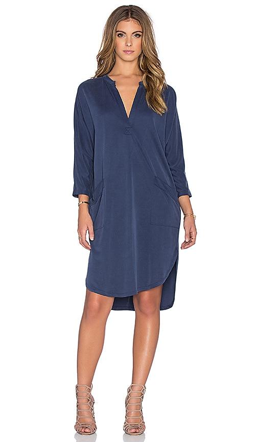 Baja Shirt Dress