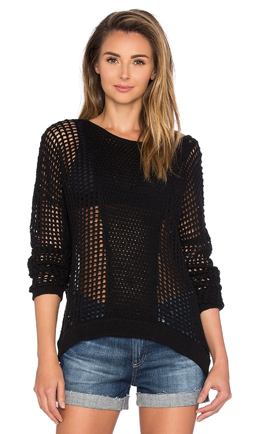 sen Kriss Sweater in Black