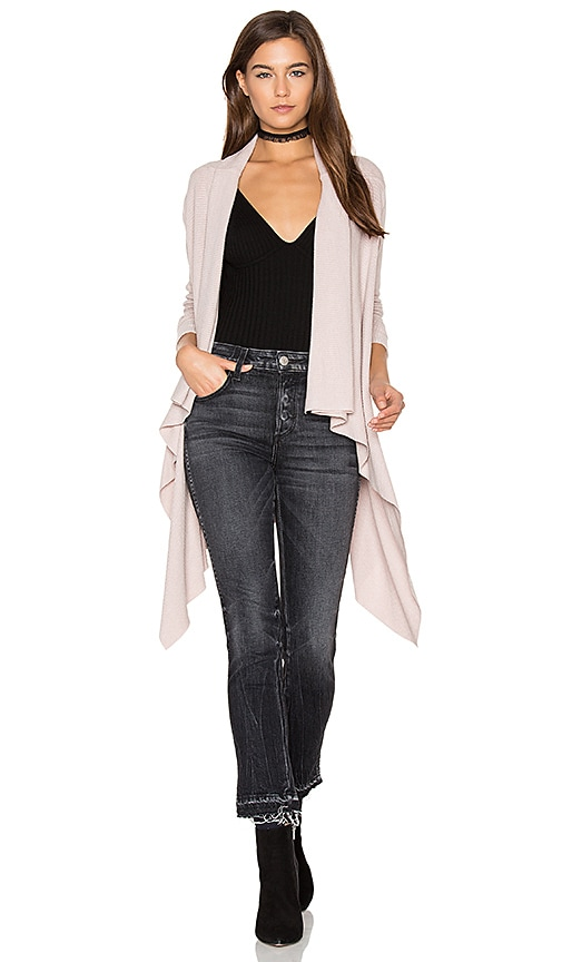 sen Phoenix Cardigan in Blush