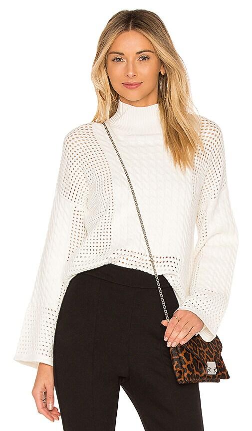 sen Whistler Sweater in Ivory