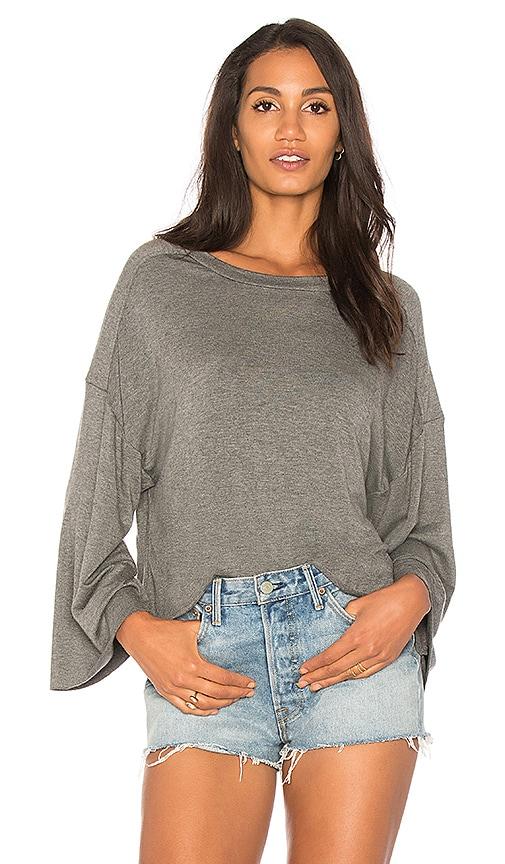 sen Park Sweatshirt in Gray