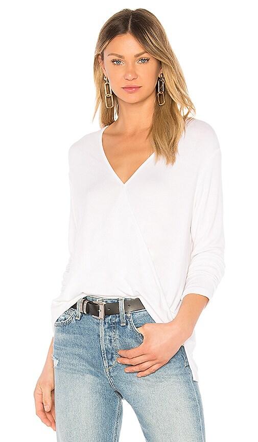 sen Felicity Top in White