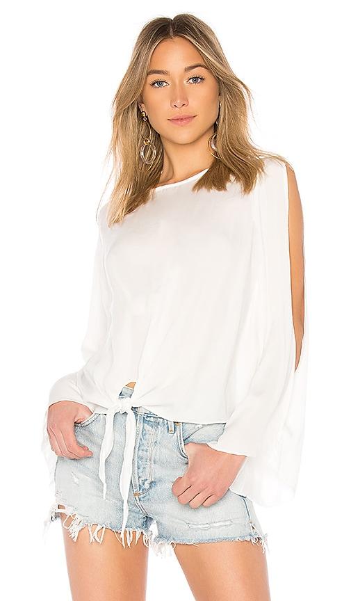 SEN Beckett Blouse in White