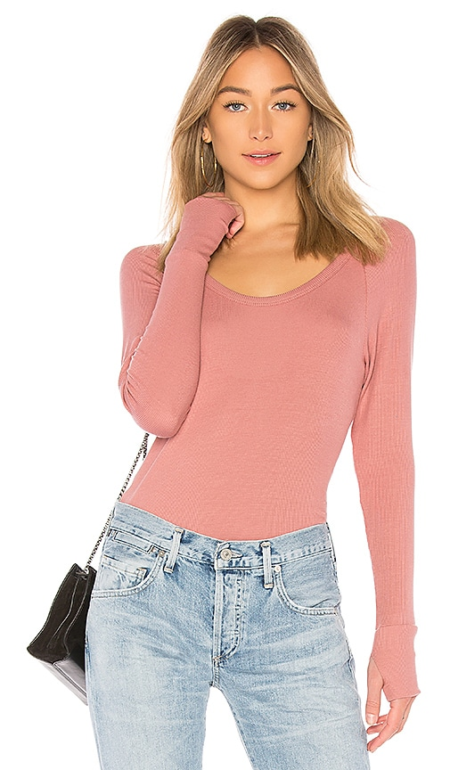 sen Melissa Top in Rose