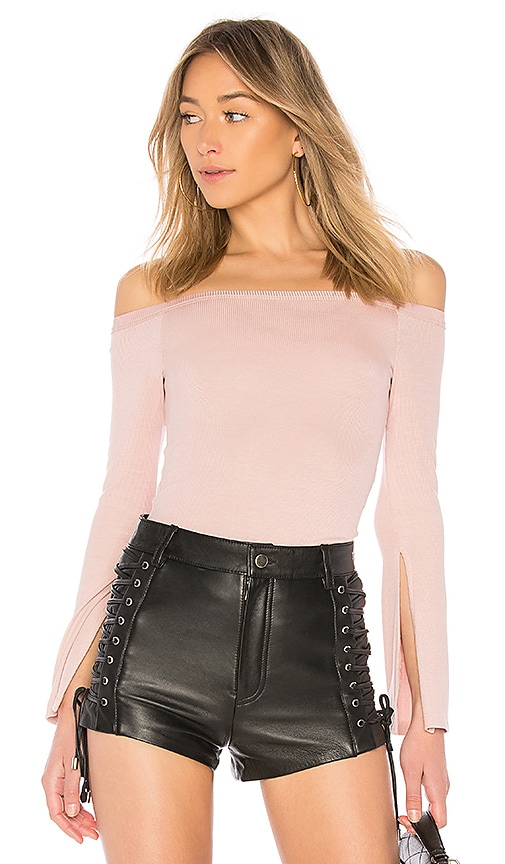 sen Wedden Top in Rose