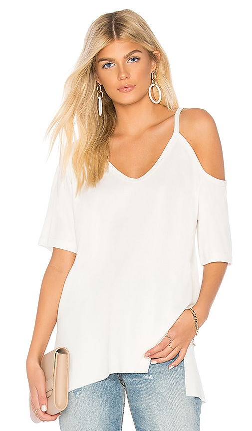 sen Scout Top in Ivory