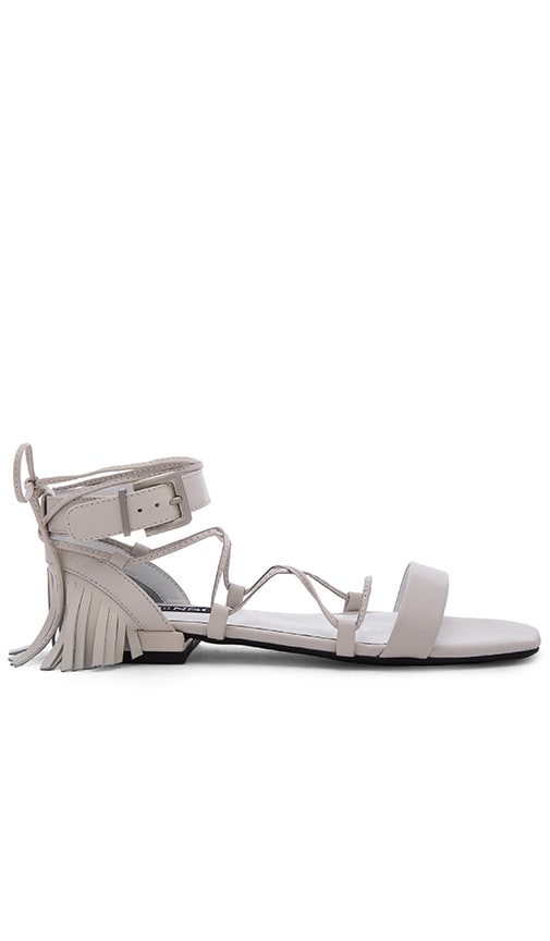 SENSO Delizia Sandal in Light Gray