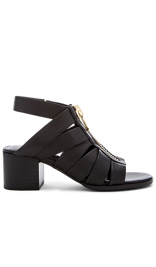 SENSO Mona Sandal in Black