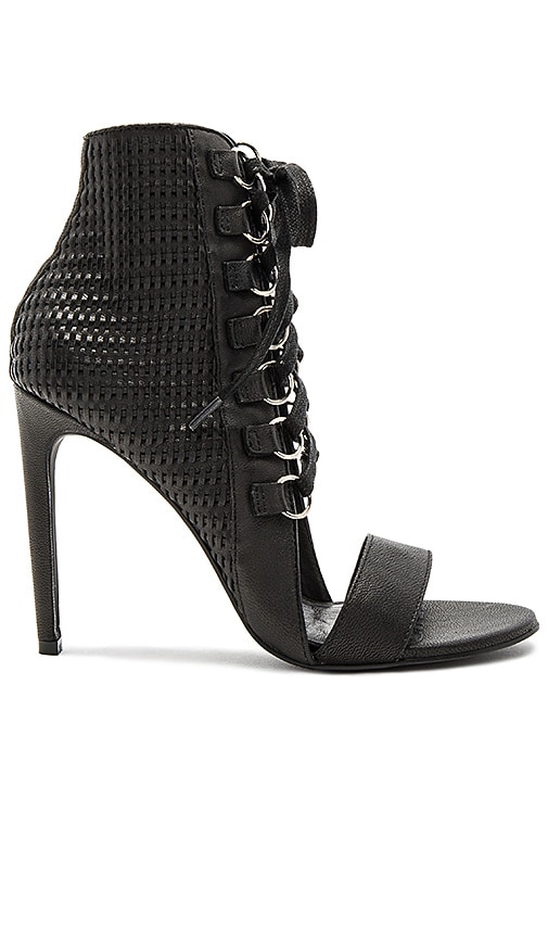 SENSO Opal Heel in Black