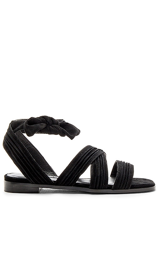 SENSO Haley Sandal in Black