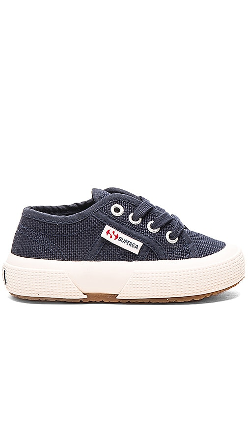 Superga 2750 JCOT CLASSIC Sneaker in Navy