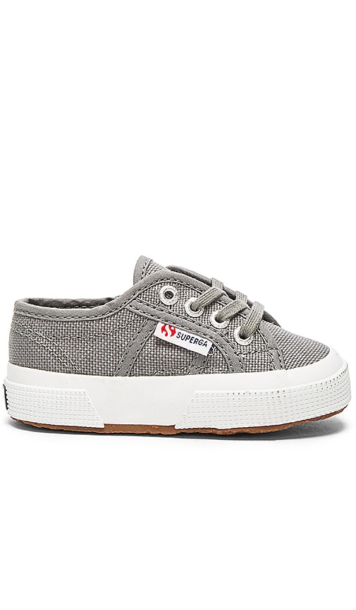 Superga 2750 JCOT CLASSIC Sneaker in Gray