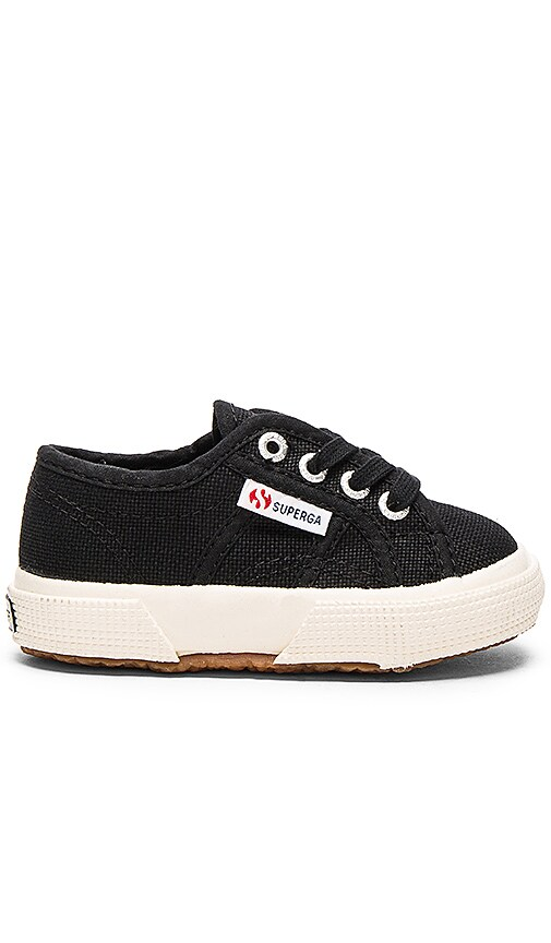 Superga 2750 JCOT CLASSIC Sneaker in Black