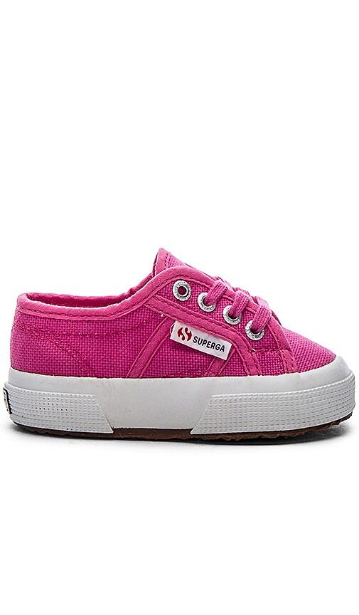 Superga 2750 JCOT CLASSIC Sneaker in Pink