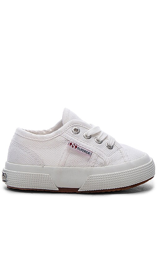 Superga 2750 JCOT CLASSIC Sneaker in White