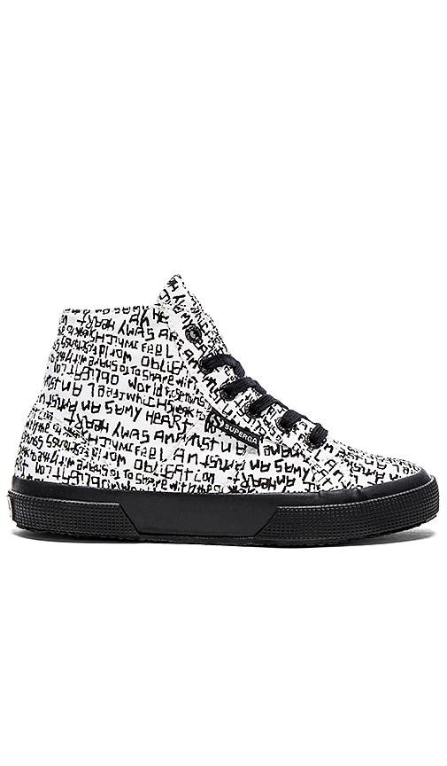 x Domingo 2095 COTFANU Zapata Hi Top Sneaker