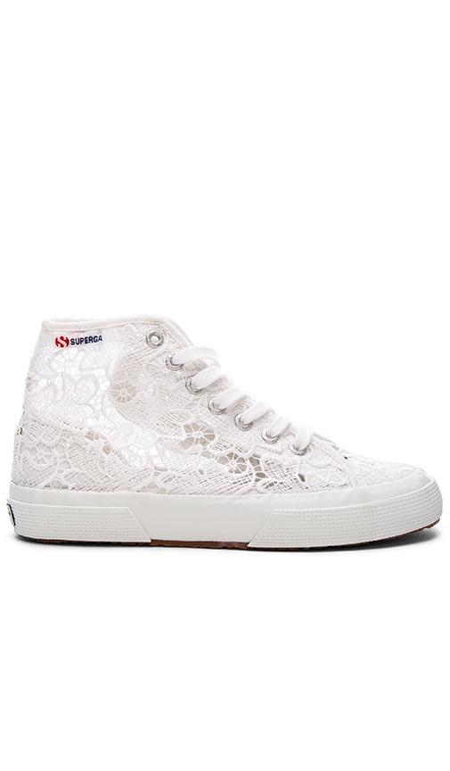 2750 Cot Macrame High Top Sneaker