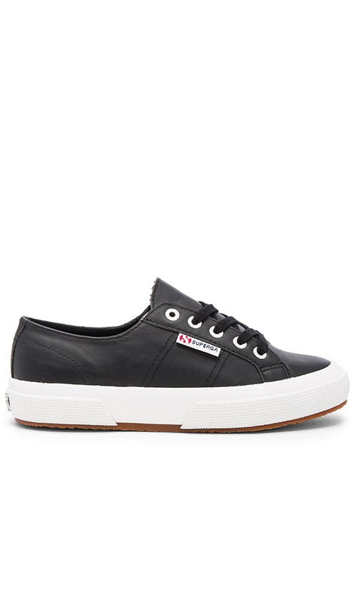 Superga 2750 Cotu Classic Sneaker in Black