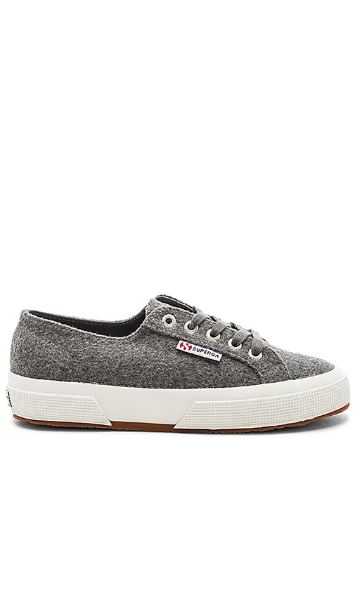 Superga 2750 Cotu Classic Sneaker in Charcoal