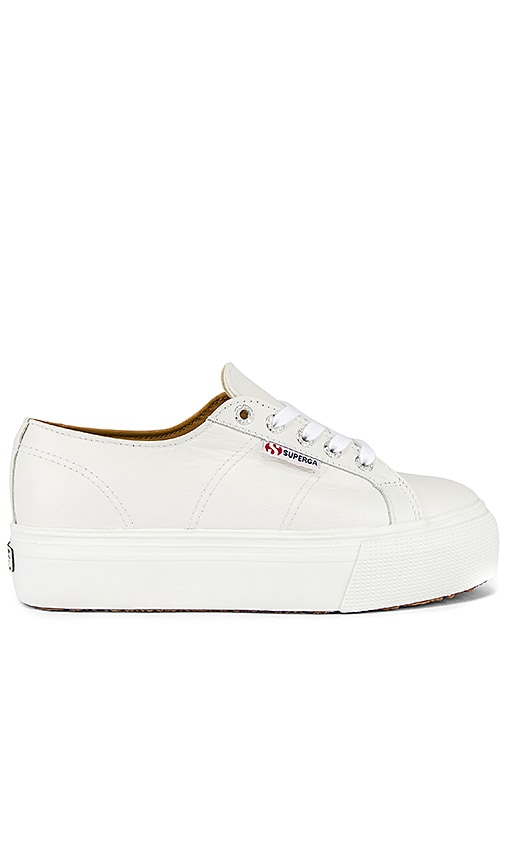306534c6773 Superga 2790 Fglw Sneaker in White