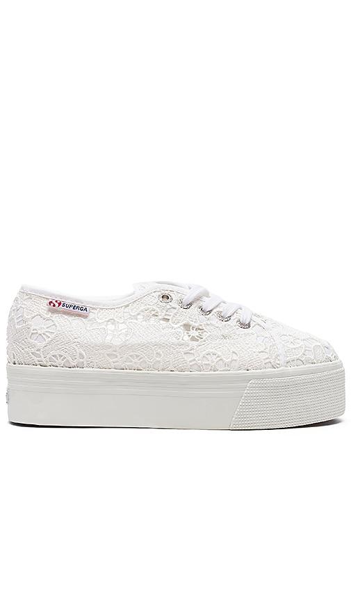 Superga 2790 Sneaker in White