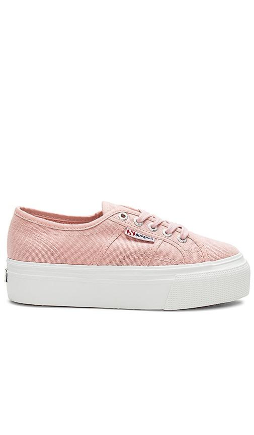 reputable site 7a027 c4540 Superga 2790 Platform Sneaker in Light Pink | REVOLVE