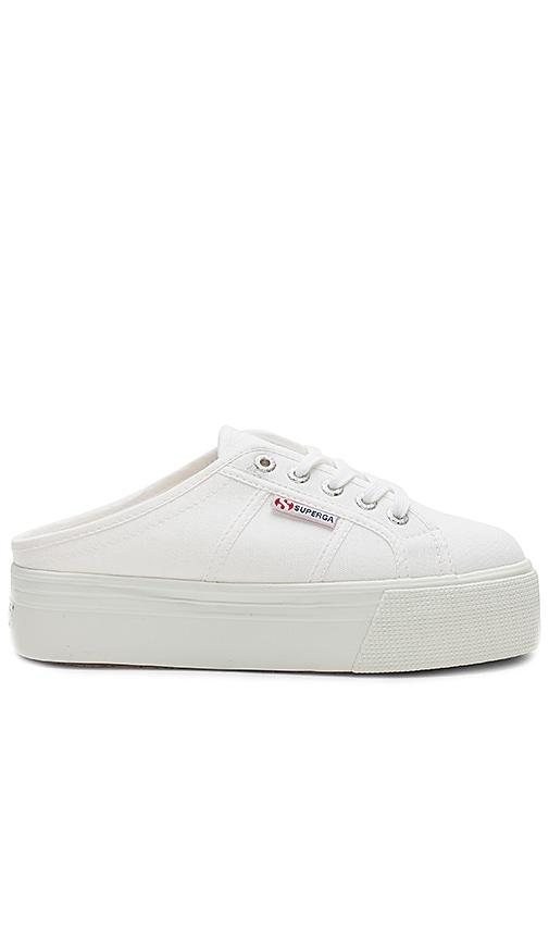 Superga 2790 Sabotcotw Sneaker in White