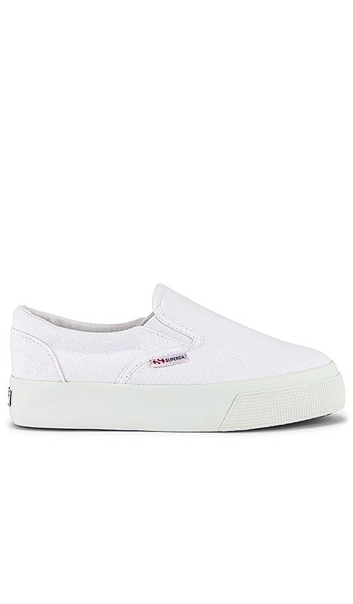 Superga 2306 COTU Sneaker in White