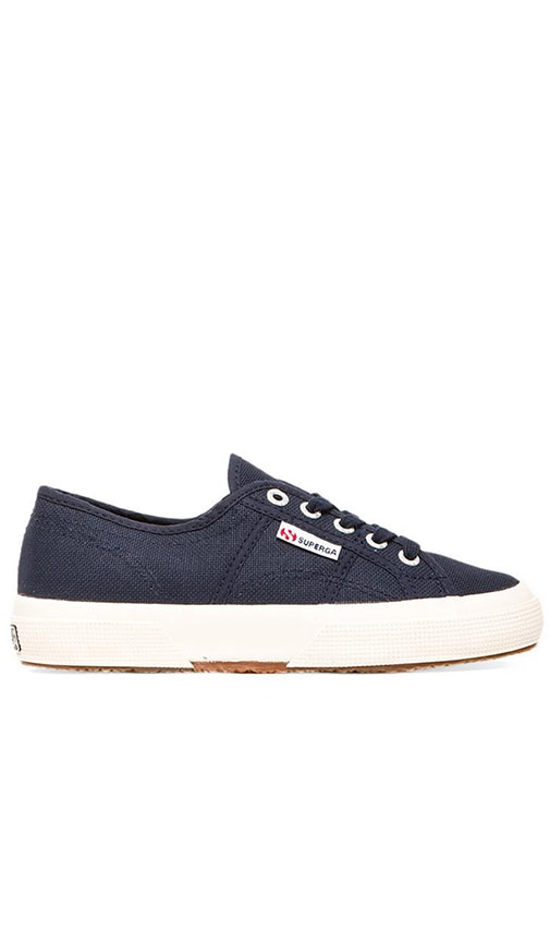 Superga 2750 Cotu Classic Sneaker in Navy