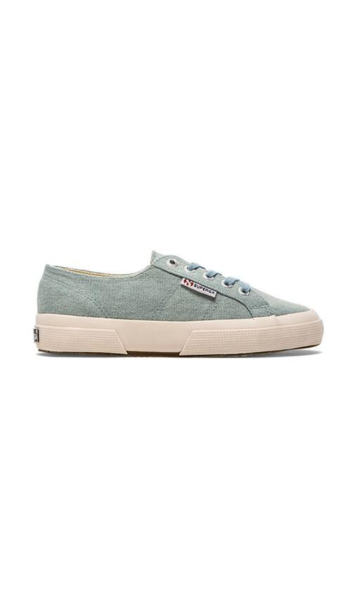 Vintage Denim Sneakers