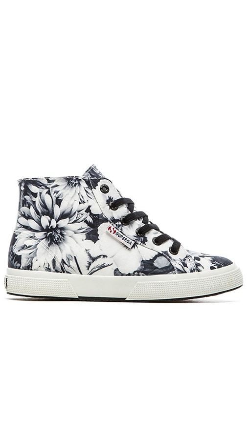 Annabella Hi-Top Sneaker