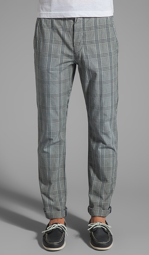 The Chino Mini Plaid