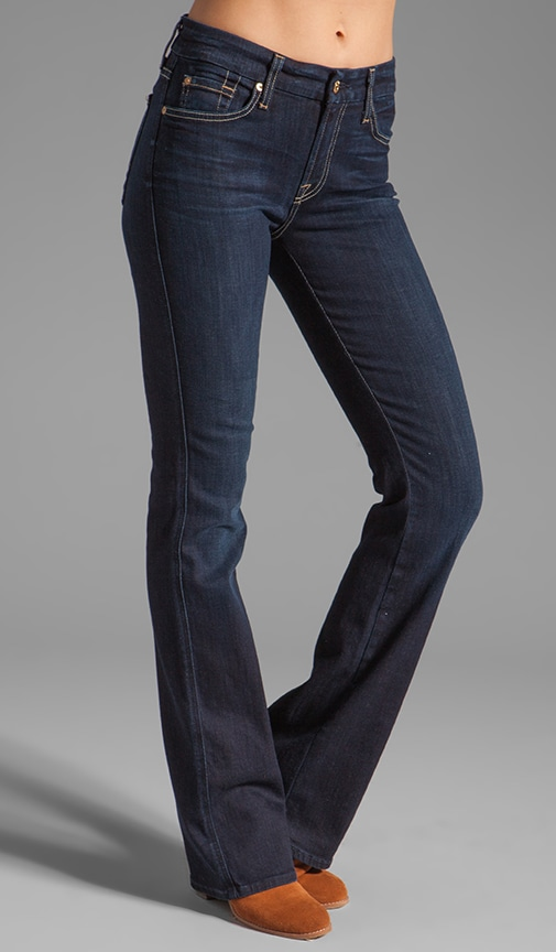 Jean Kimmie Bootcut taille moyenne