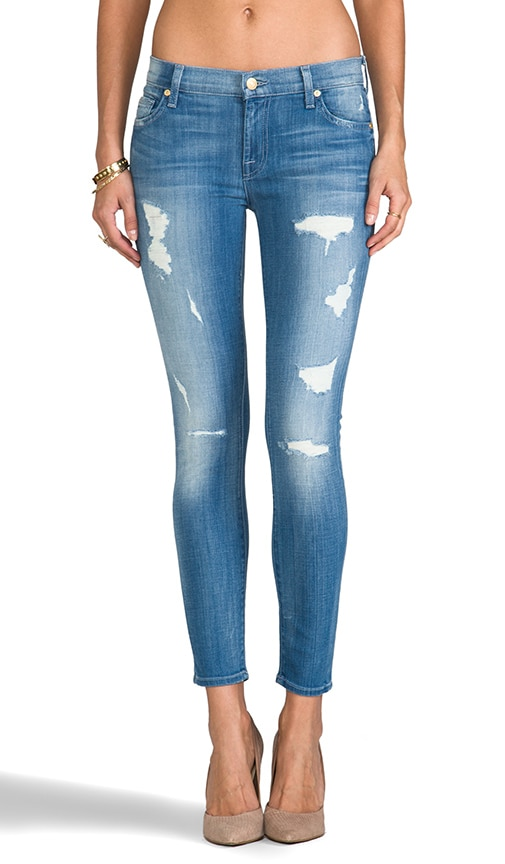 The Cropped Skinny
