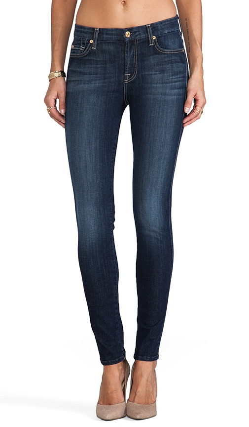 Slim Illusion Mid Rise Skinny