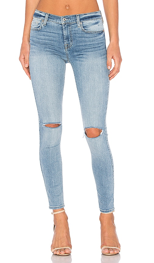 7 For All Mankind Ankle Skinny in Crescent Valley 2
