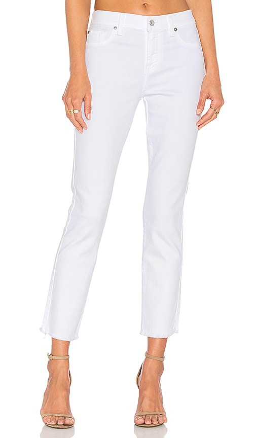 b77dcccc317 Roxanne Ankle Fray. Roxanne Ankle Fray. 7 For All Mankind