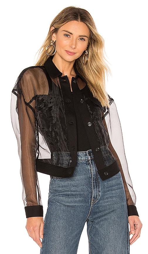Organza Bubble Jacket