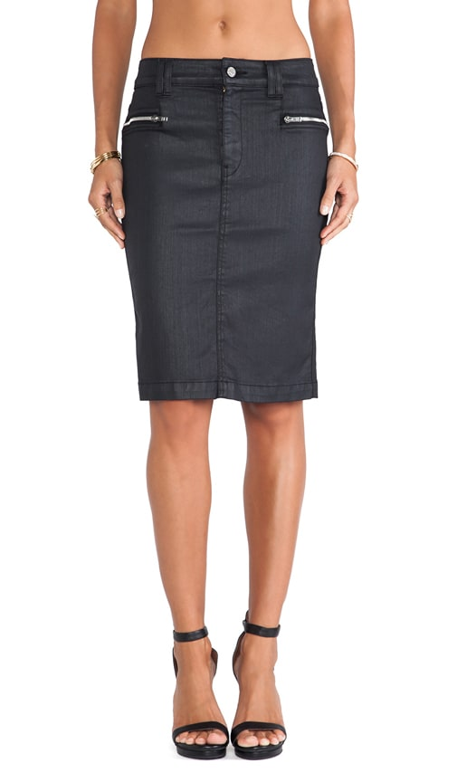 Fashion HW Pencil Skirt w/ Zip