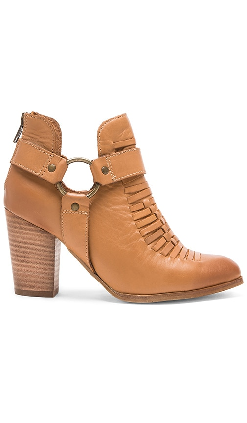 Seychelles Impossible Bootie in Tan