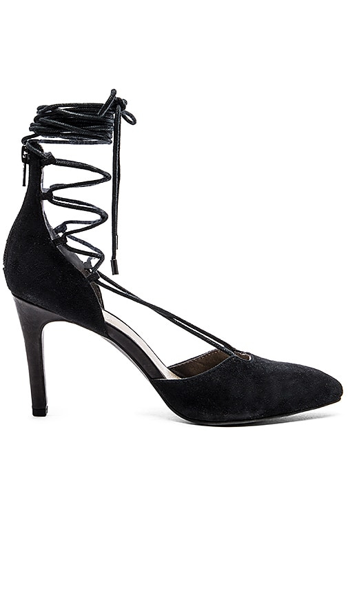Seychelles Bauble Heel in Black