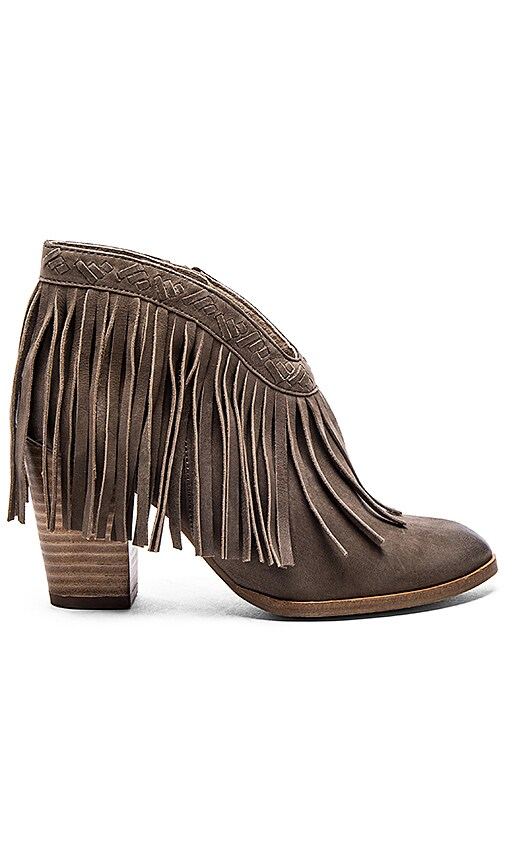 Seychelles World Tour Booties in Taupe