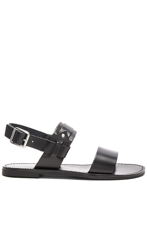 Seychelles Revolutionary Sandal in Black