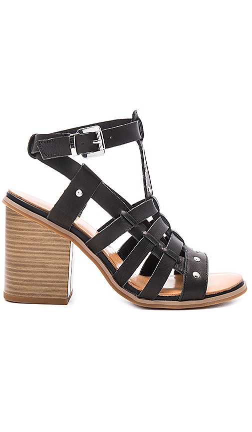 Seychelles Scout it Out Sandal in Black