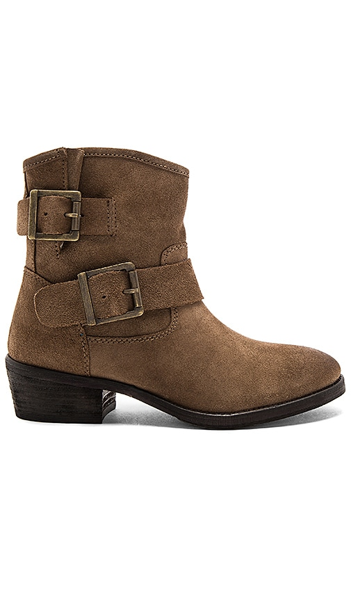 Seychelles Castanets Booties in Brown
