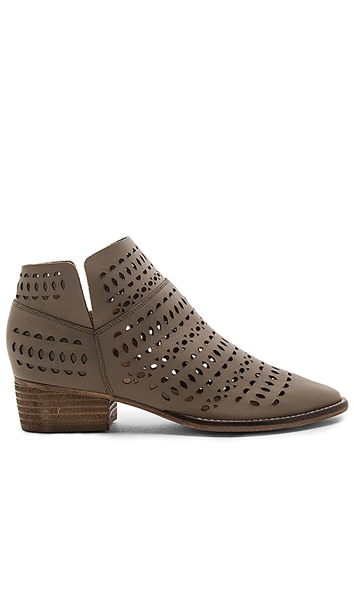 Seychelles Tame Me Booties in Taupe