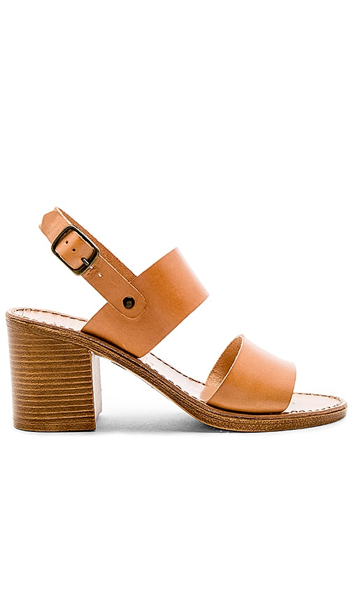 Seychelles State of Mind Heel in Tan