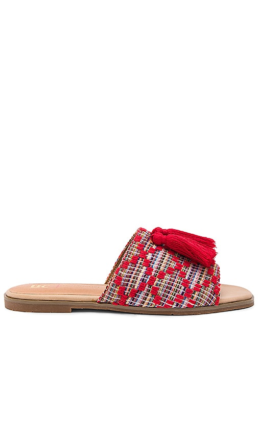 Seychelles x BC Doin Fine Sandals in Red