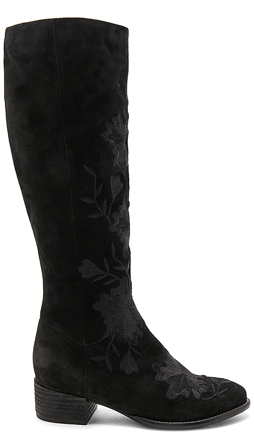 Seychelles Callback Boot in Black